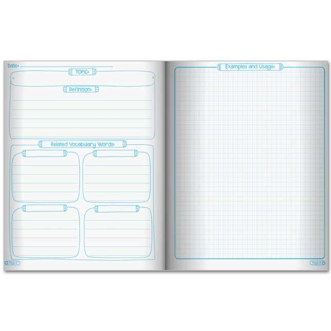 Classroom Mathematician's Notebooking Journals