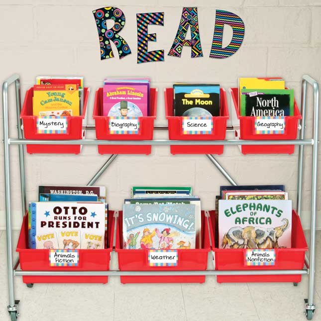 Classroom Display Letters - READ