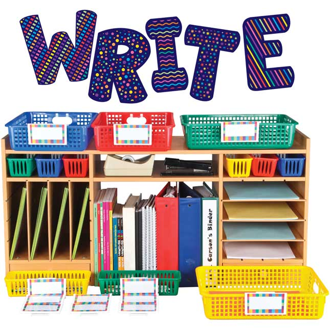 Classroom Display Letters - WRITE