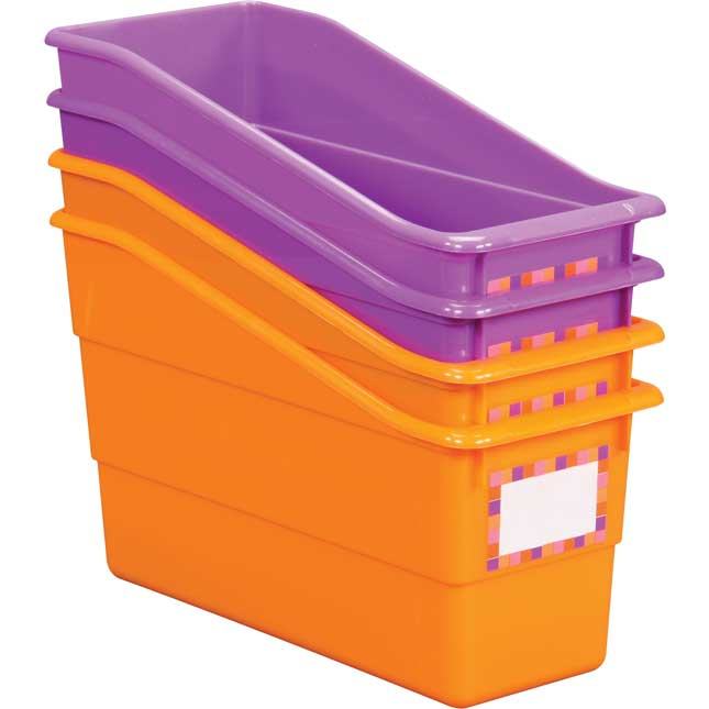 Group Colors Expansion Pack - Durable Book And Binder Holders