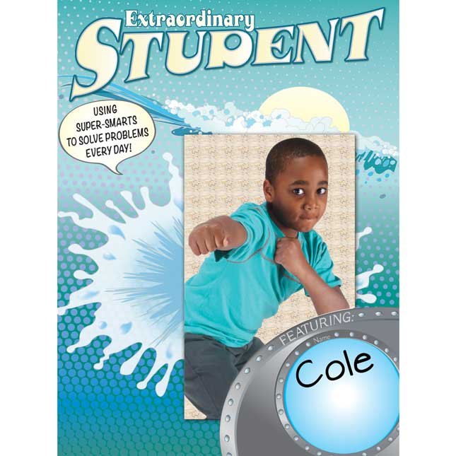 In This SUPER Classroom Picture Frames Refill