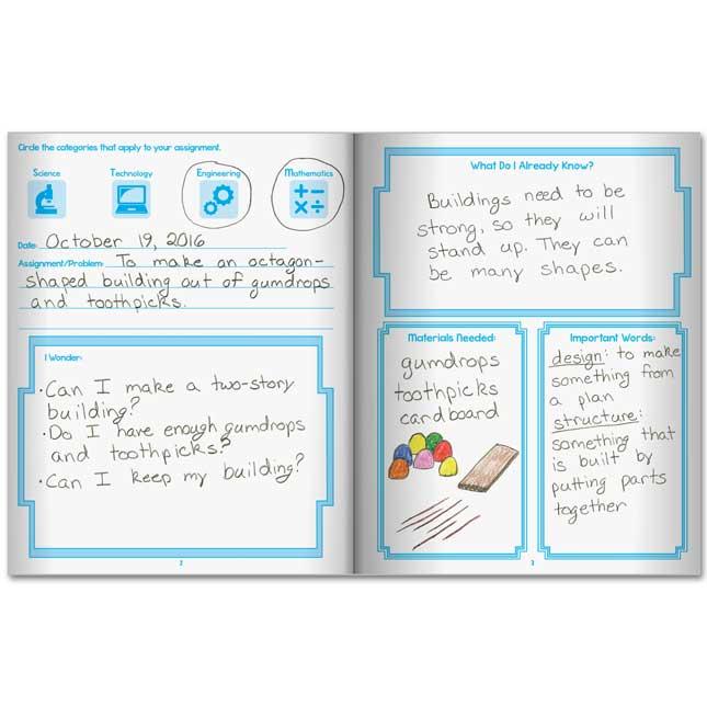 STEM Journals And Folders Kit
