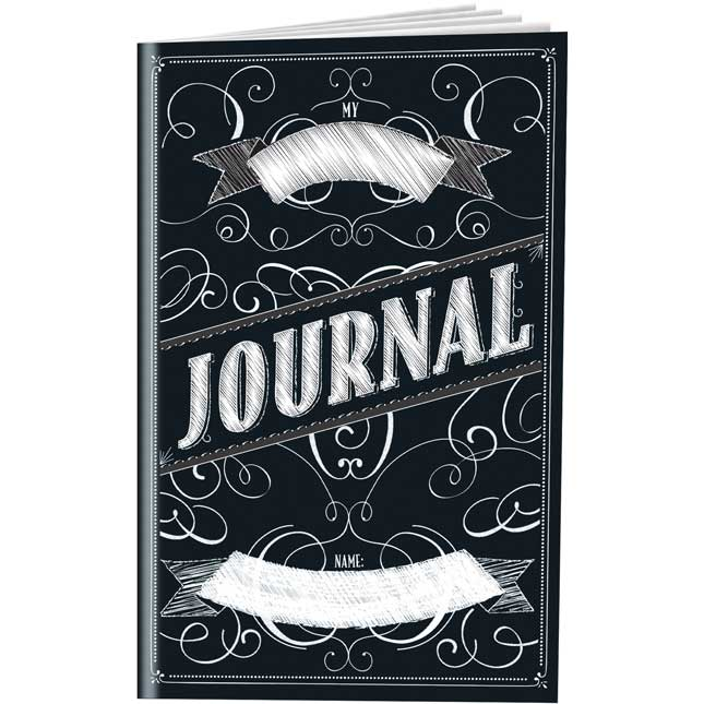 Chalkboard-Style Journals - Intermediate