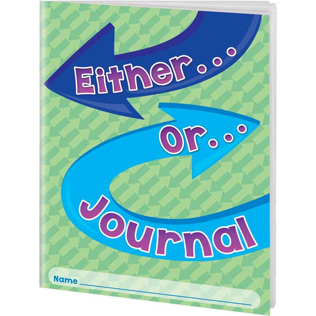 Either... Or... Journals