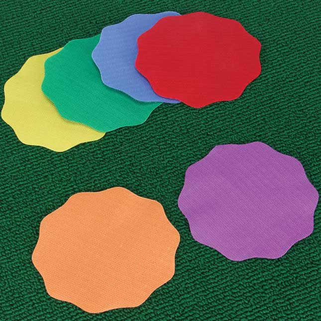 Carpet Mark-Its™ -6 Colors - Set of 24