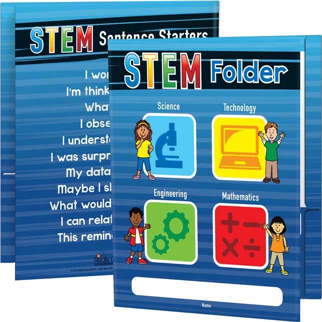 STEM Folders