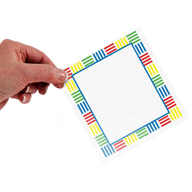 Wire Works Group Folder Holders™ Labels Refill