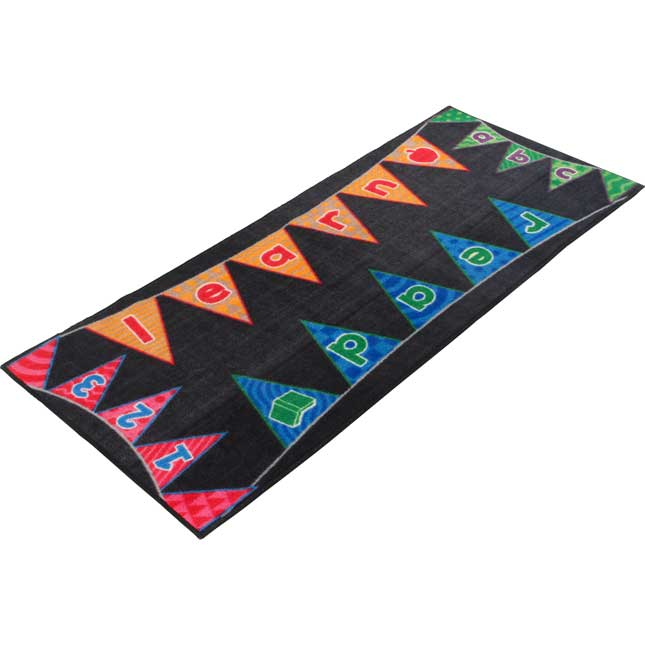 Colorful Classroom Runner Rug™