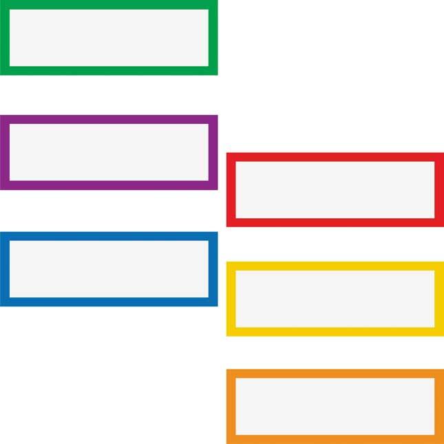 Really Good Rotations Pocket Chart™ - Card Refill