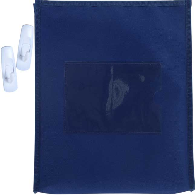 Desk-Side Book Collection Pouches