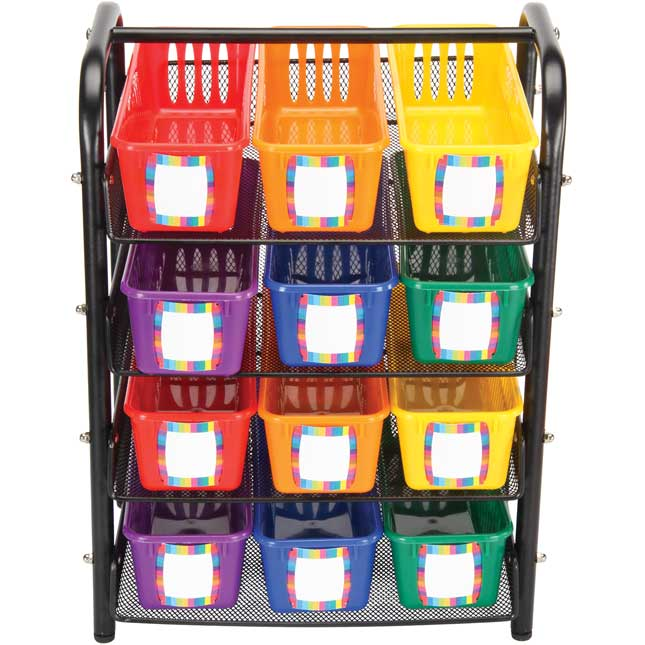 Wire Organizing Station For Classroom Supplies™
