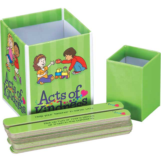 Acts Of Kindness Double Cup Management System