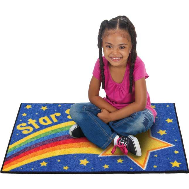 Star Student Rug