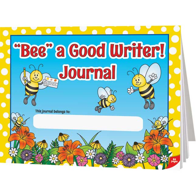 """""""Bee"""" A Good Writer! Landscape Draw-And-Write Journals"""