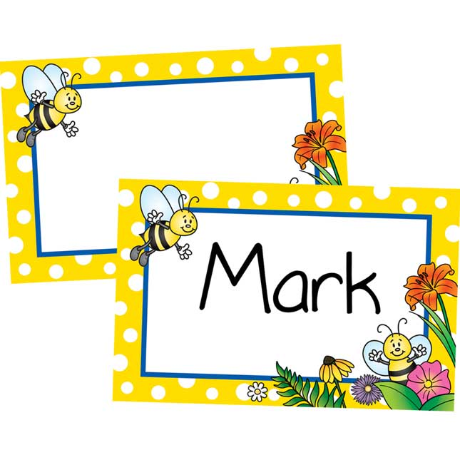 Bees Labels