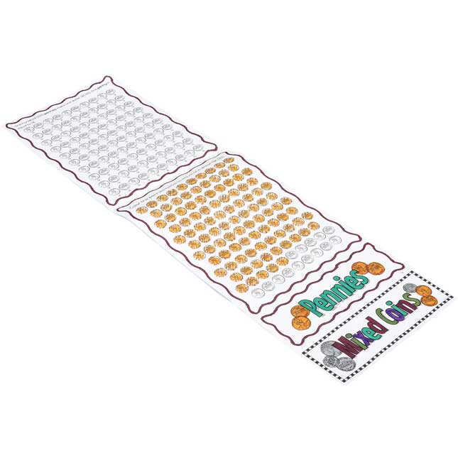 Build-Your-Own Flip Books™ - Parts Of One Dollar