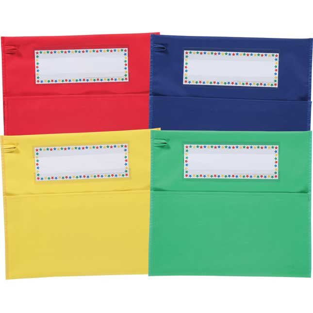 4-Color Grouping Pack - Grade Level