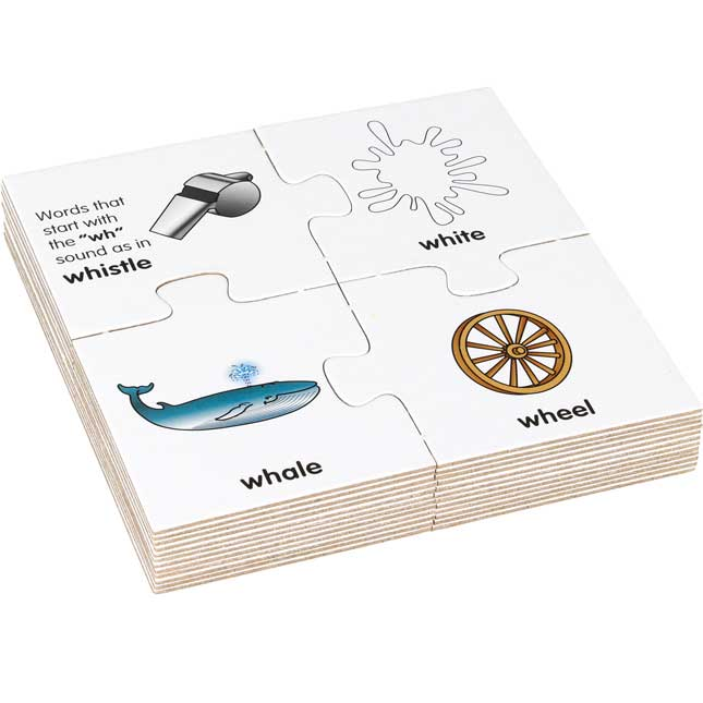 Initial Blends And Digraphs Puzzles