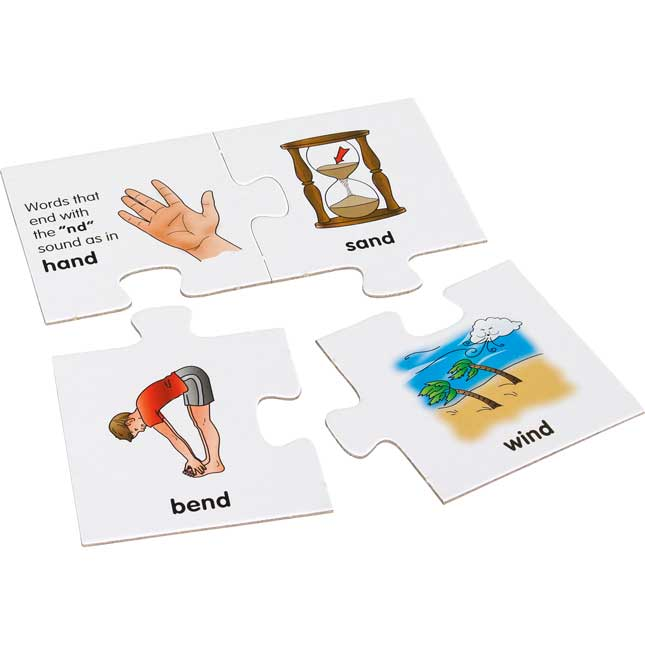Final Blends And Digraphs Puzzles