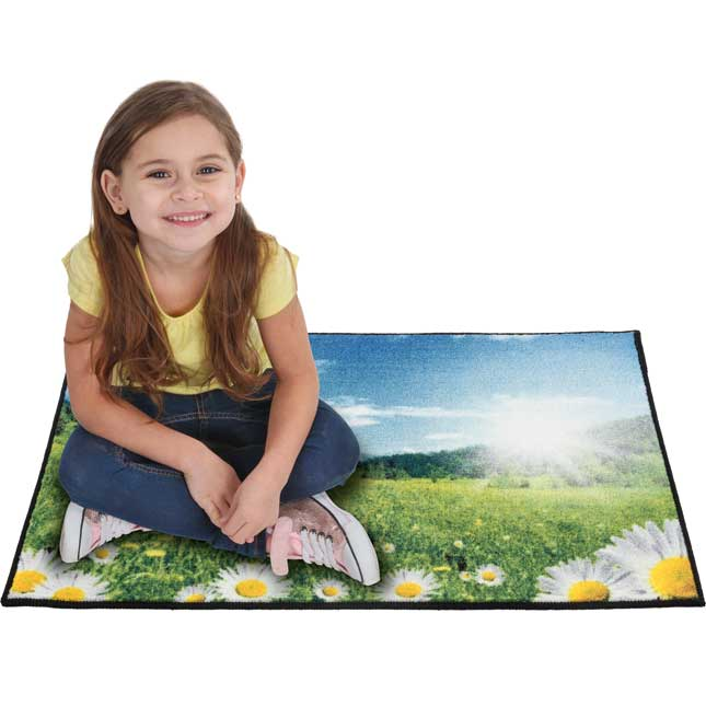 My Happy Place Rug™ - The Meadow