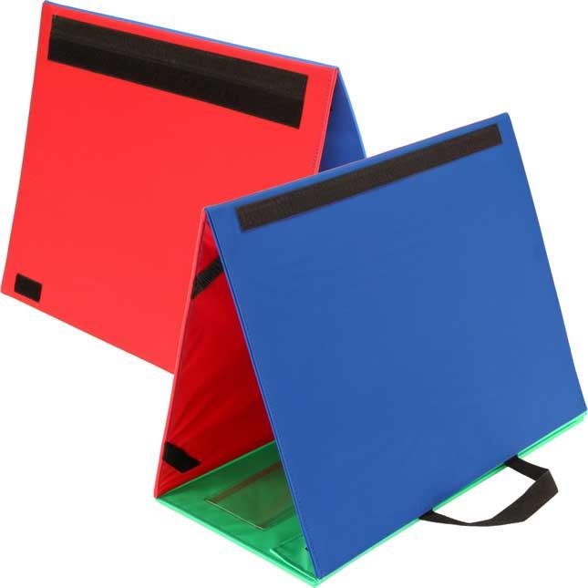 Desktop Pocket Chart™, Stand and Magnetic Board Kit