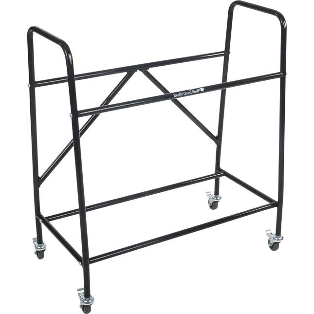 Mid-Size Mobile Storage Rack