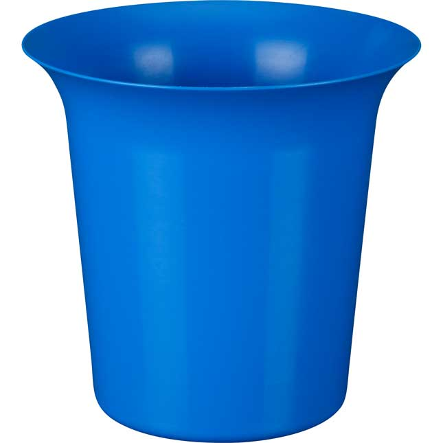 Table Trash Cans - Set Of 4 - Primary