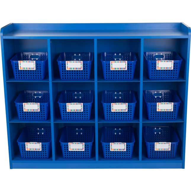 Really Good Classroom Cubby™ With Single-Color Baskets