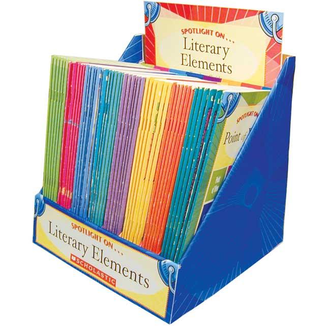 Spotlight on Literacy Elements Book Set