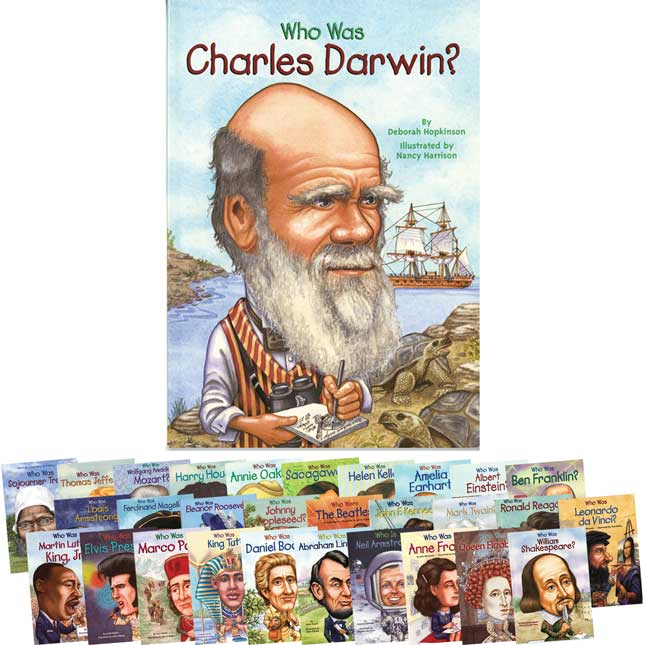 Who Was? Complete Book Set