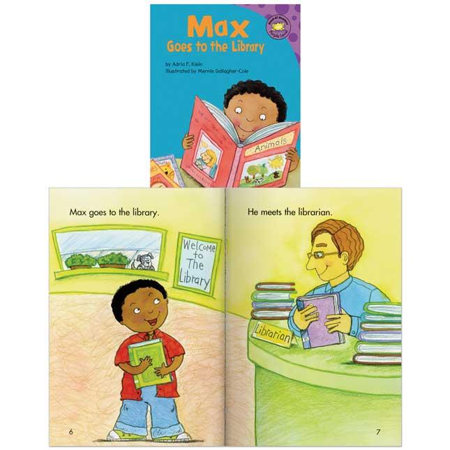 Our Community Helpers Fiction/Nonfiction Pairs 6-Book Set