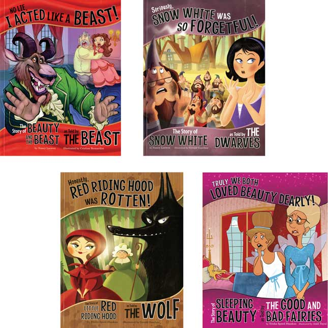 The Other Side Of The Story 10-Book Set