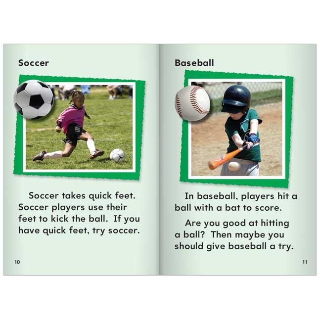 Time For Kids®: Nonfiction Readers - Grade 1, Set 2