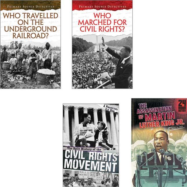 Black History Set - 11-Book Set