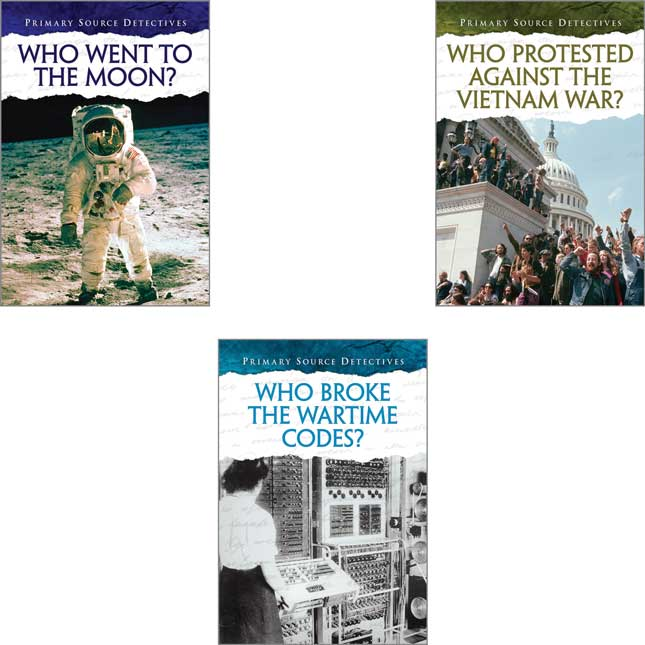 Primary Source Detectives - 6-Book Set