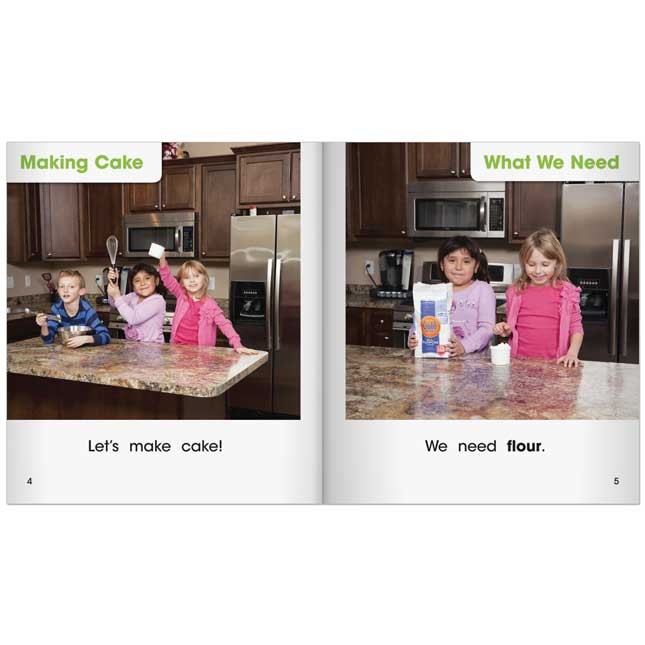 First Step Nonfiction: Changing Forms - 6-Book Set