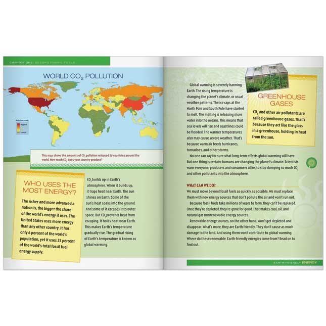 Saving Our Living Earth - 6-Book Set