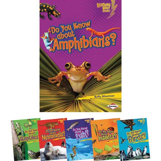 Meet The Animal Groups - 6-Book Set
