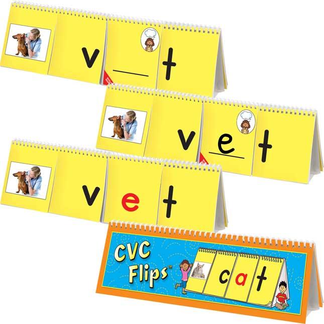 CVC Flips™