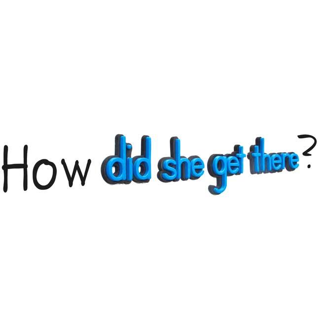 EZgrip™ Magnetic Dolch Words: Primer