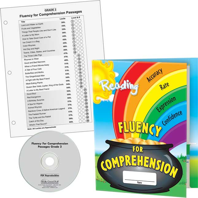 Fluency For Comprehension Kit: Grade 2