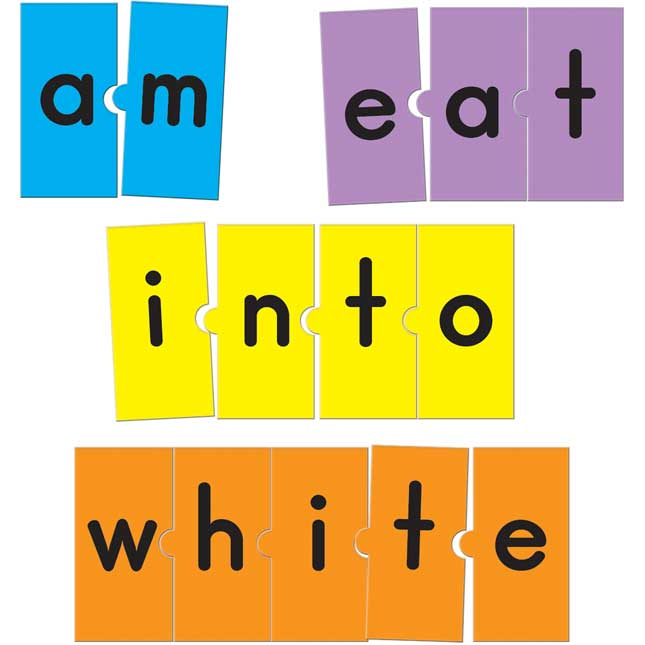 EZread™ Dolch Sight Word Puzzles: Pre-Primer and Primer Kit