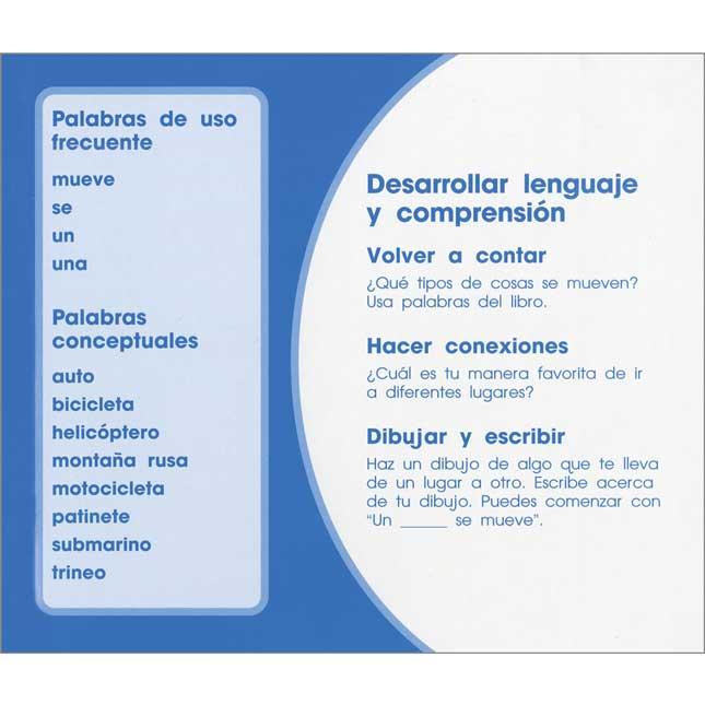 Rising Readers Spanish - Science Book Set - Vol. 1