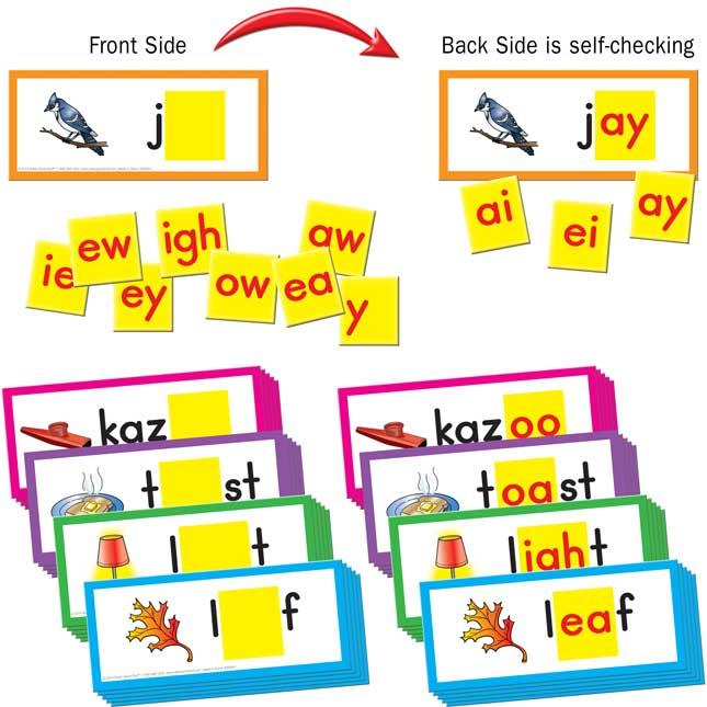 Long Vowel Pattern Learning Center