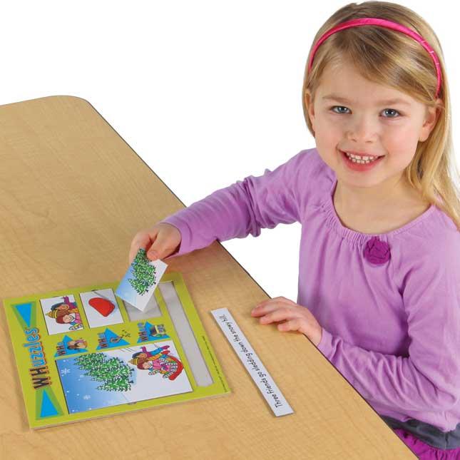 Really Good Literacy Center™: Whuzzles