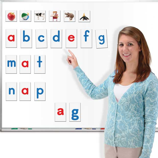 Jumbo Magnetic Letter Tiles And Magnetic Beginning Sound Photo Tiles