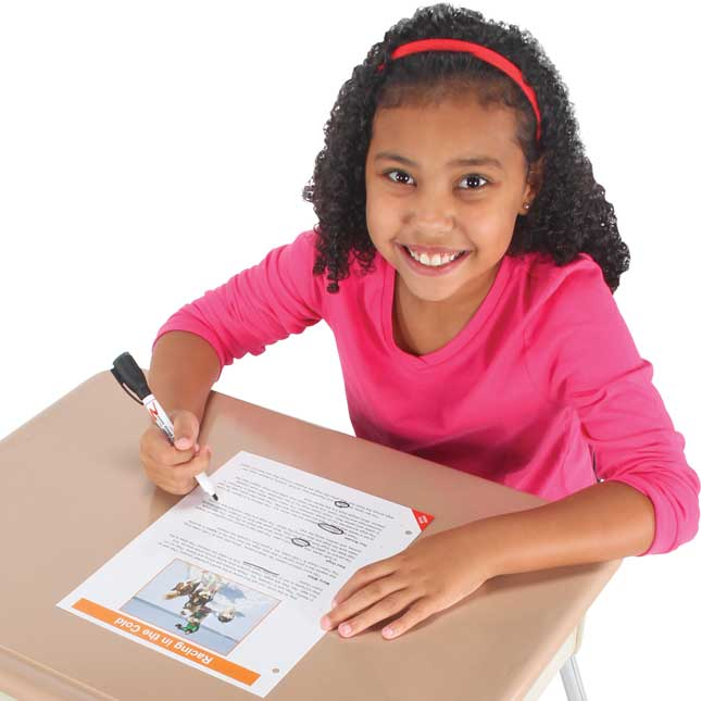 No Prep Close Reading Guided Passages - Grade 2