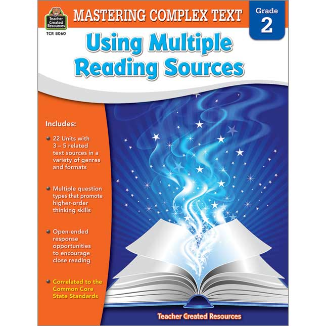 Mastering Complex Text Using Multiple Reading Sources - Grade 2