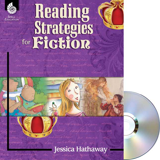 Reading Strategies For Fiction Book