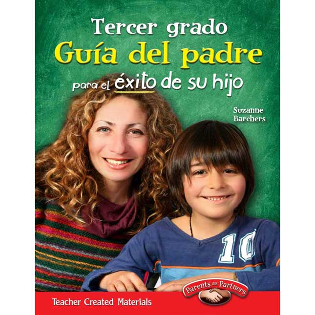 Tercer Grado Guia Del Padre Para El Exito De Su Hijo - 25-Book Set